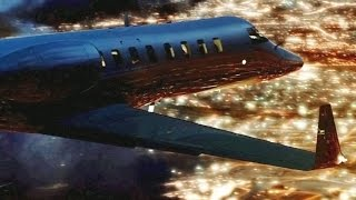 A Shocking Plane Crash in Busy Downtown Mexico City