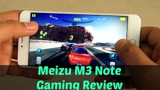 Meizu M3 Note Gaming Review