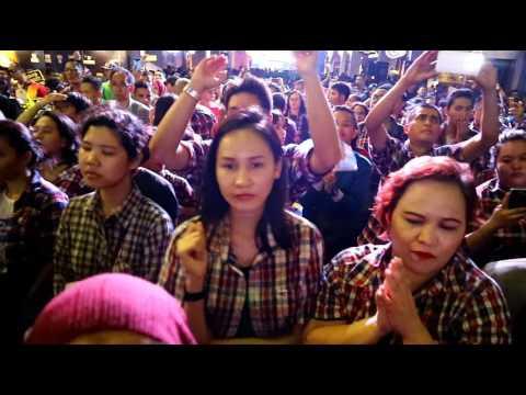 Loe, gue, cinta jakarta - Oppie Andaresta di hip2 hura coblos no. 2 citos 29 januari 2017