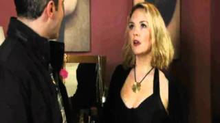 Janine Malloy Being A Sexy Temptress On Eastenders 24/2/11 HD