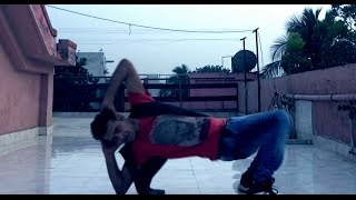 Ajit Singh | India's Got talent | Popping | Freestyle | Main woh chand