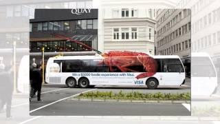 Çok İlginç Ya! İlginç Otobüs Reklamları Çok Eğlenceli