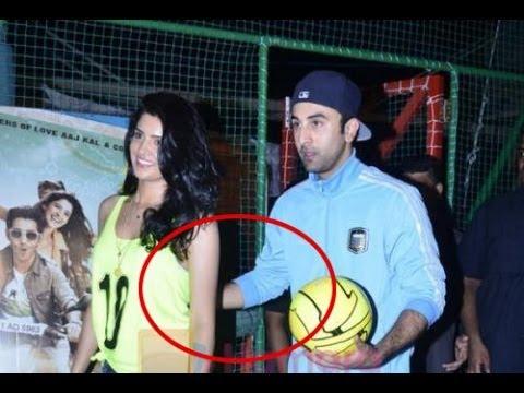 Ranbir Kapoor caught red handed Flirting with Hot Deeksha Seth
