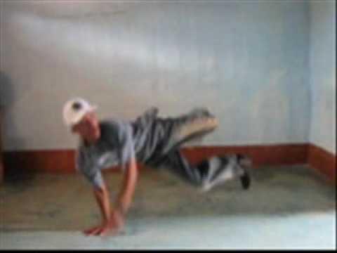 COMO HACER BREAK DANCE BASICO PRIMERA PARTE NIKO C