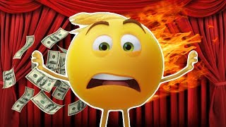 The Emoji Movie's DEFEAT in the Box Office Battle