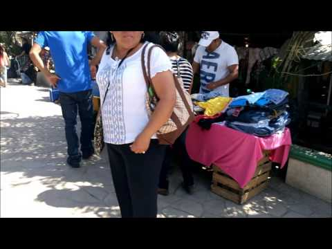 DOMINGO DE PLAZA EN SAN FELIPE ORIZATLAN HIDALGO MARZO DEL 2016