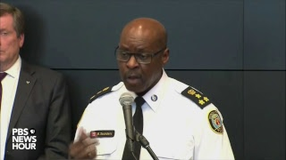 WATCH LIVE: Canadian officials provide update on Toronto van collision investigation