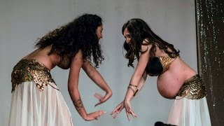 Raqs Sharqi & Drum Solo Diplomande - Bellydance-Saggio Il Piccolo Principe Danza del Ventre