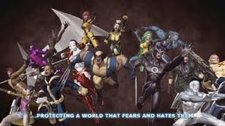 X-men Movie Xcutioners Song Fanmade