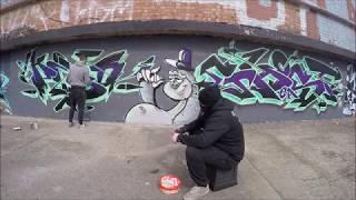 Graffiti - Ghost & Osek EA - Slothing It