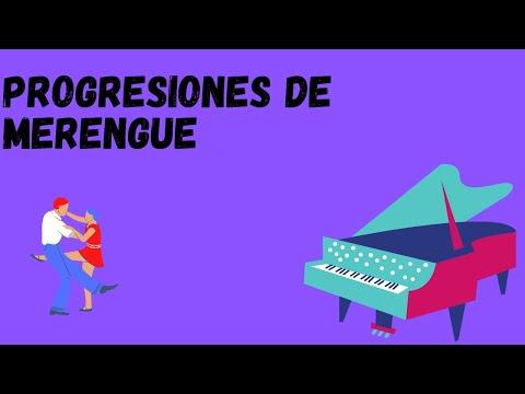 COMO TOCAR MERENGUE patrones en el piano parte 4