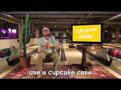 Sunny.co.uk: Life Hacks with Sonny -