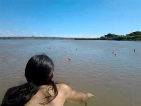 Pesca con tarros Hernandarias Entre Rios