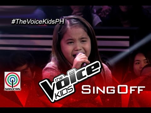 "The Voice Kids Philippines 2015 Sing-Off Performance: ""I Believe"" by Jonalyn"