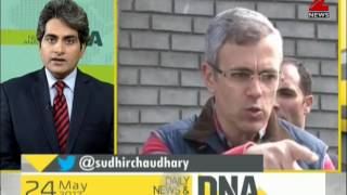 DNA: Omar Abdullah calls Army's inquiry in 'human shield' case a farce