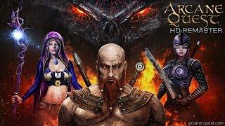 Arcane Quest HD Remaster Official Trailer