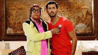 Kaththi Sandai Movie Trailer | Vishal | Tamannaah | Vadivelu | Tamil Movie Updates