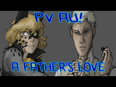 Xxx Mp4 Miraculous Ladybug Comic Dub PV AU A Father S Love 3gp Sex