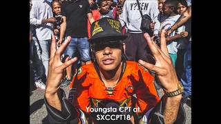 Youngsta CPT at Sneaker Exchange CPT 2018