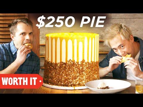 5 Pie Vs. 250 Pie