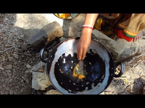Fish cooking in Village Style   South Indian Cooking