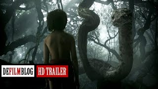 The Jungle Book (2016) Official HD Trailer [1080p]