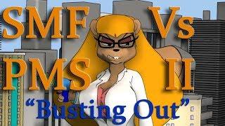 SMF Vs PMS II - Busting Out - Giantess Havoc!