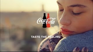 Coca-Cola: Taste the Feeling