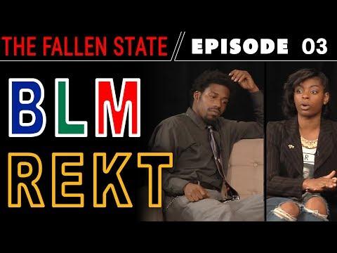 #BlackLivesMatter Organizers Storm Off TV Set (Episode #3)