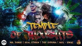 Temple Of Thoughts (Official Music Video) | Mr. Judge | Real Storm | The Enigma | MCC - Emac