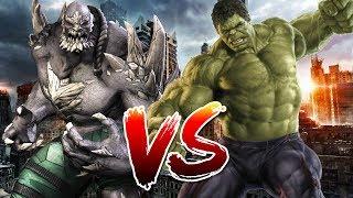 Hulk VS Doomsday | Who Wins?
