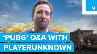 PlayerUnknown Reveals His Favorite