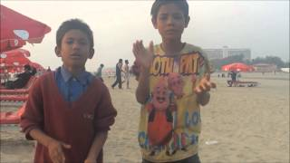 Cox's Bazar Impressive Beach Boys - Javed & Jahid