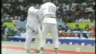 Judo 1988 Seoul: Saito (JPN) - Stoehr (GER) [+95kg]
