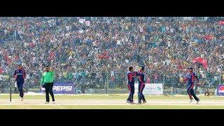 NEPAL vs CANADA | *LIVE VIDEO* BROADCAST | ICC World Cricket League 2018