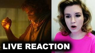 Iron Fist Trailer REACTION