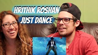 Hrithik Roshan Just Dance Performance REACTION!