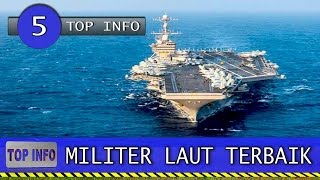 5 Negara Dengan Kekuatan Militer Laut Terbaik