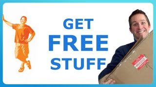 GET FREE STUFF FROM COMPANIES! - Hey Brett!