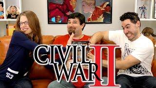 Marvel Civil War 2 | Back Issues