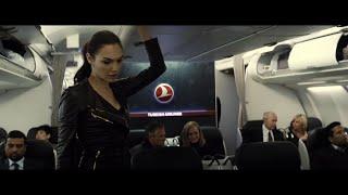 Batman v Superman Dawn of Justice - Turkish Airlines Special Trailer (2016)