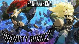 Gravity Rush 2 OST Banga Arena
