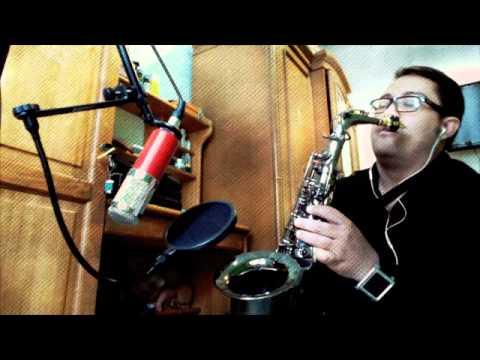 Kiss The Rain Saxophone Cover Relly Daniel Assa