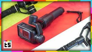 Vergleichstest: Gimbals für GoPro Hero5 Black