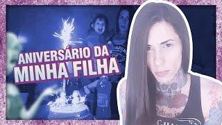 FESTINHA DE ANIVERSÁRIO DA MINHA FILHA