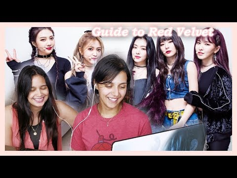 Download Lagu A Very Necessary Guide To Red Velvet | Reaction MP3