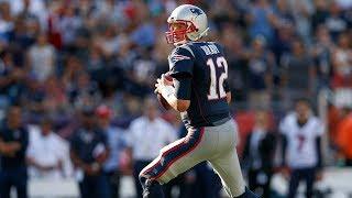 Tom Brady Leads Comeback Drive in Patriots