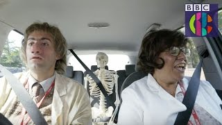 Class Dismissed   Car Share   Mr Nasal and Ms Spray   CBBC