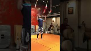 Persian meels juggling