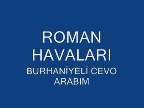 ROMAN HAVASI CEVO ARABIM